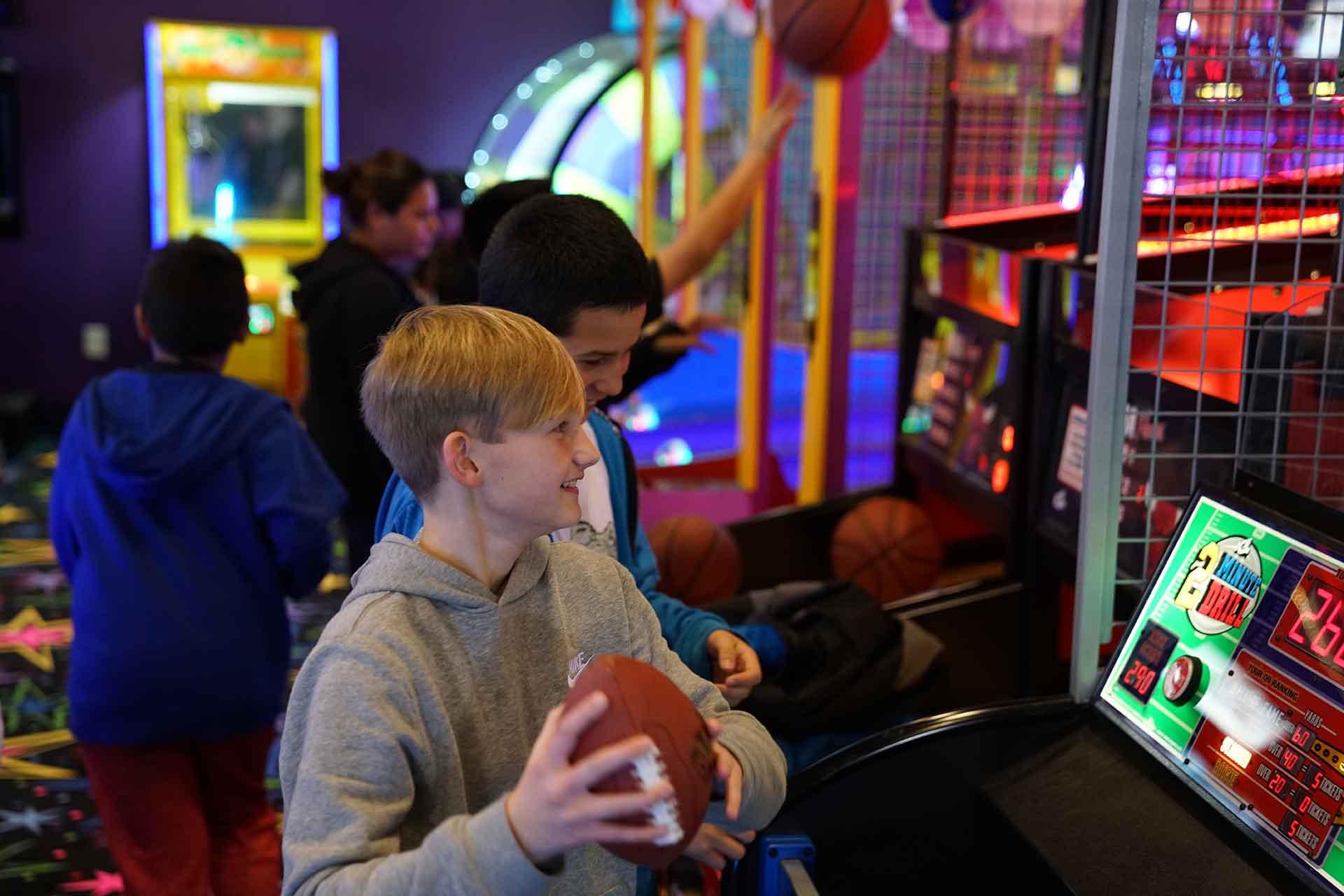 Arcade Game Fun!
